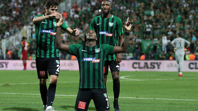 Denizlispor-Galatasaray: 2-0
