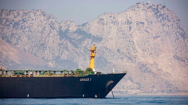 İran gemisi serbest bırakıldı