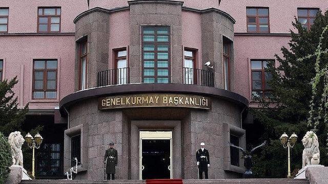 قائد عسكري أمريكي يزور الأركان التركية لتأسيس مركز عمليات مشتركة