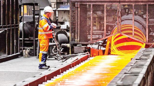 OYAK İngiliz çelik devini alıyor