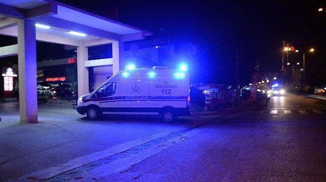 Kilis'te askeri aracın devrilmesi sonucu 8 asker yaralandı