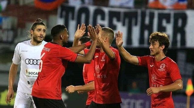 UEFA Avrupa Ligi eleme maçı için 'şike' başvurusu