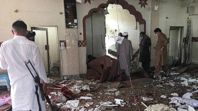 Pakistan'daki cami saldırısının hedefinde Taliban lideri vardı