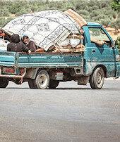 Suriye'de 3'lü yağma