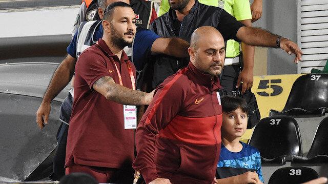 Galatasaray'da flaş ayrılık: Hasan Şaş istifa etti