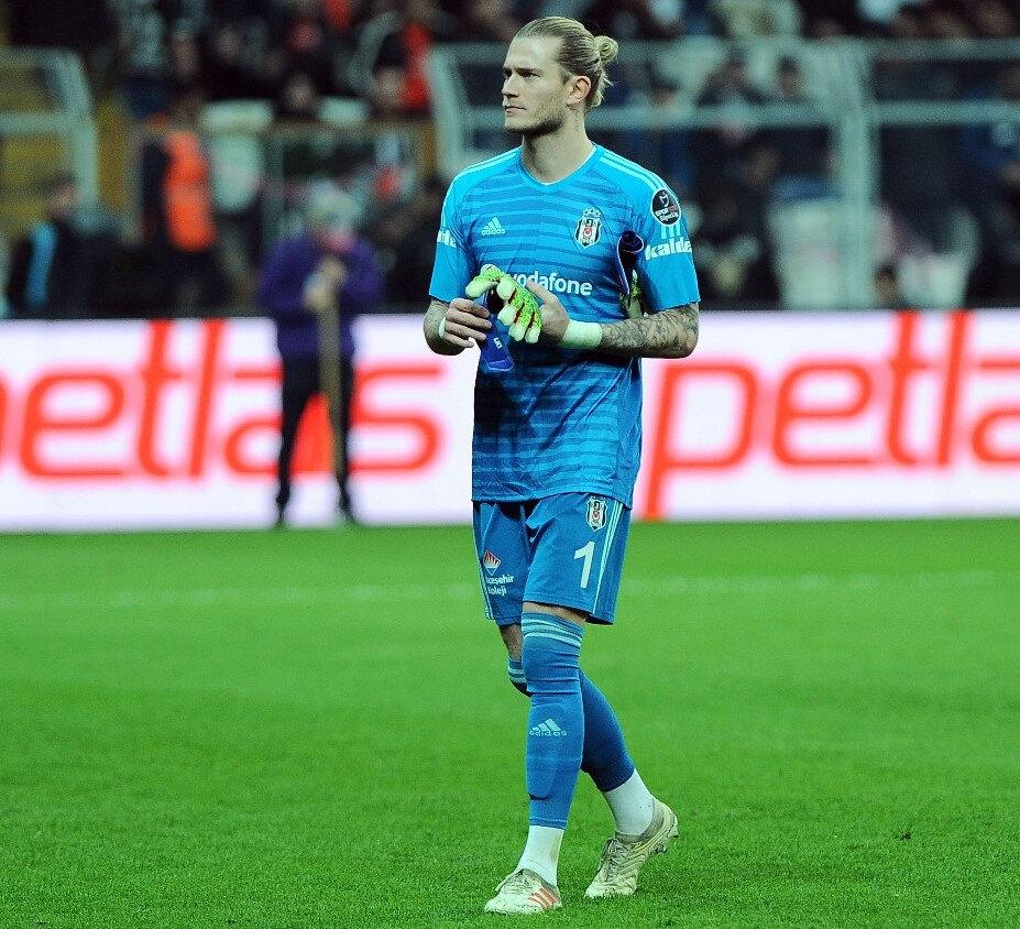 Beşiktaş'ta Karius, siyah-beyazlıların Brescia'yla yaptığı hazırlık maçında sakatlanmıştı.