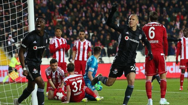 Demir Grup Sivasspor - Beşiktaş maçına dair tüm bilgiler
