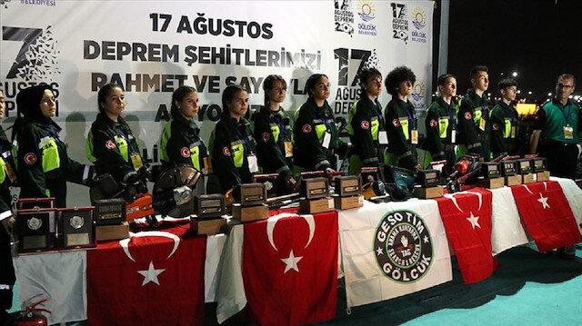 تركيا تحيي الذكرى السنوية الـ 20 لكارثة زلزال مرمرة