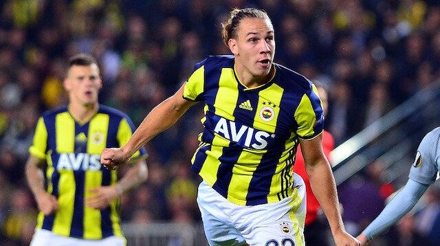 Fenerbahçe'de Michael Frey kiralanıyor