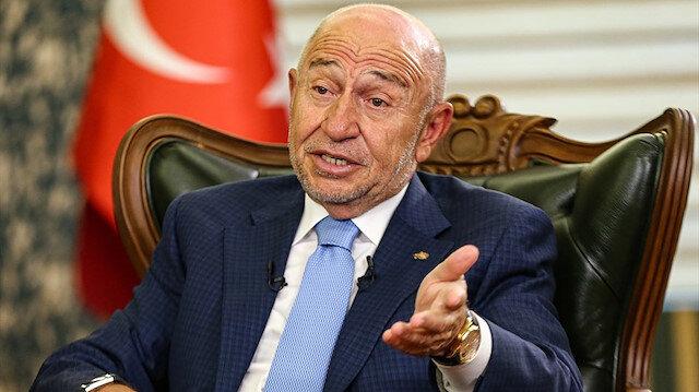 Nihat Özdemir: Olimpiyat Stadı 30 Mart'ta bitecek