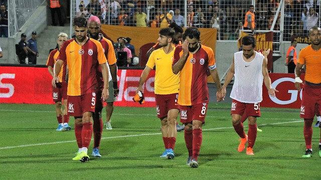 Galatasaray'ın deplasman kabusu devam ediyor