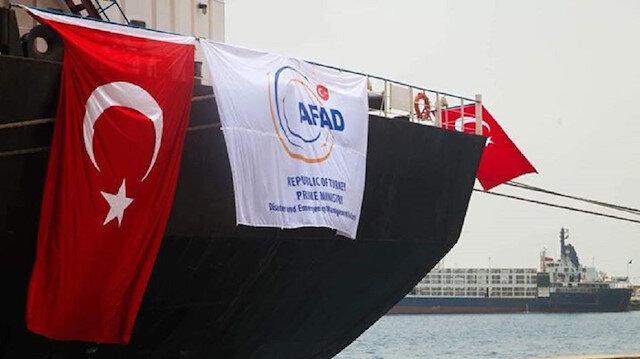 خلال 10 سنوات.. الكوارث والطوارئ التركية تقدّم قرابة مليار لـ58 دولة