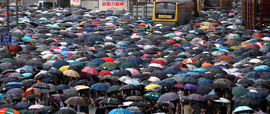 Hong Kong yok olacak