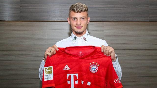 Genç oyuncu Cuisance Bayern'de