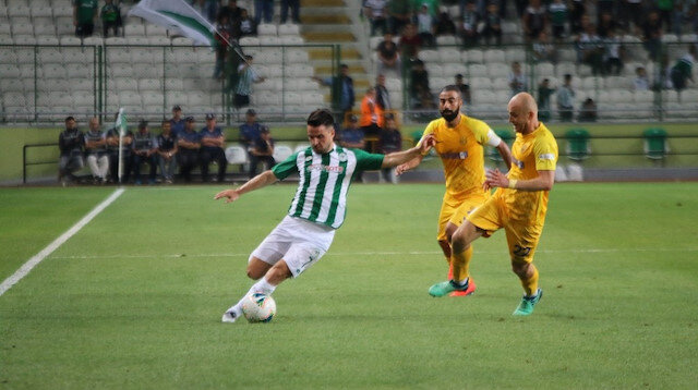 Konyaspor - Ankaragücü: 0-0