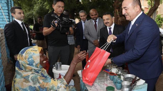 على لسان وزير الخارجية.. هذا موقف أنقرة من السودان حكومة وشعبًا
