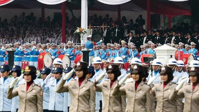 ماذا فعلت قوات حفظ سلام إندونيسية في العاصمة التركية أنقرة؟