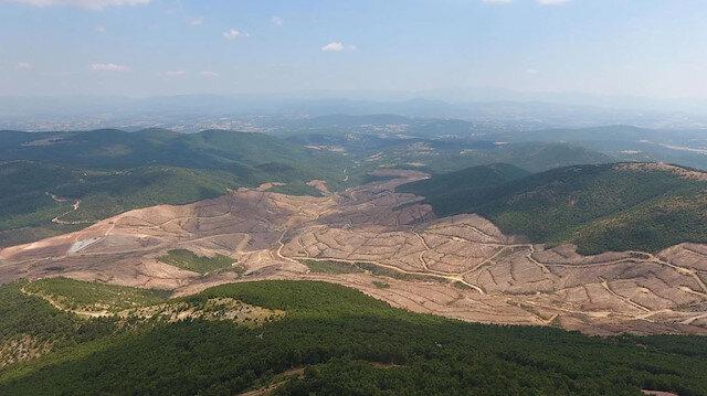 Kaz Dağları 'puzzle'ın parçası