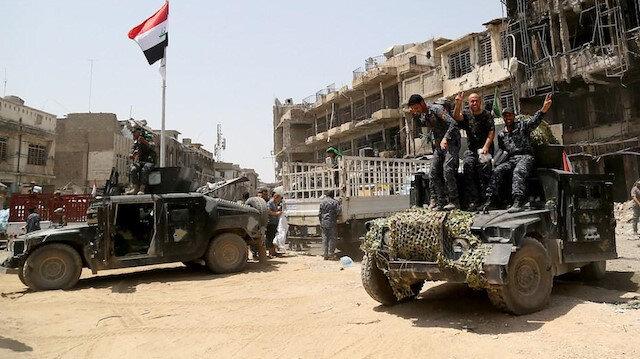 Irak'ta Bağdadi'ye yakın sözde emir yakalandı