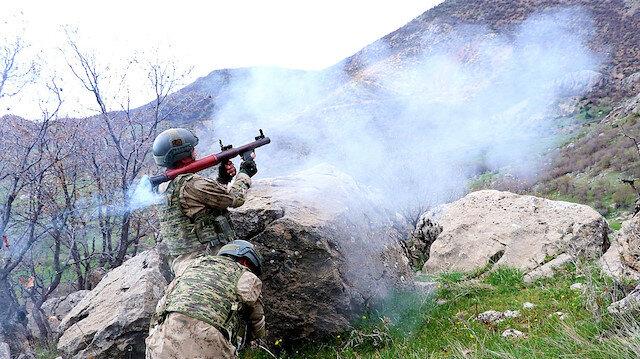 الداخلية التركية تطلق عملية عسكرية واسعة داخلية ضد بي كا كا الإرهابية