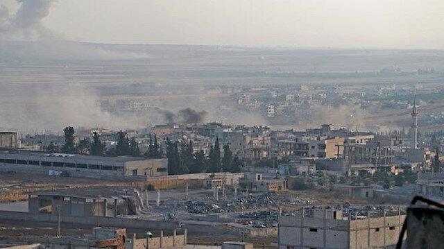 Esed İdlib Gerginliği Azaltma Bölgesi olan Han Şeyhun'a yaklaştı