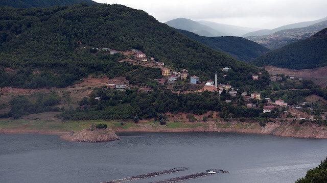 Topçam Baraj Gölü