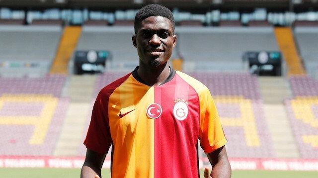 Galatasaraylı Ozornwafor Kayserispor'da