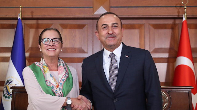وزيرة خارجية السلفادور: سنفتتح سفارة بلادنا في أنقرة قريبًا