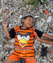 Çöp köyü: Bangun