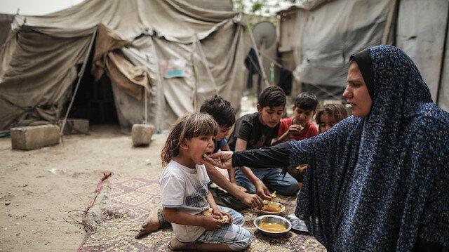 المساعدات الإنسانية حول العالم في تزايد سريع ولا يتم تلبية إلا نصفها