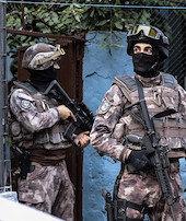 İstanbul'da 8 PKKlı yakalandı