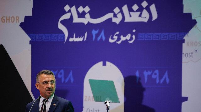 نائب أردوغان يؤكد عزم تركيا مكافحة الإرهاب بالداخل والخارج