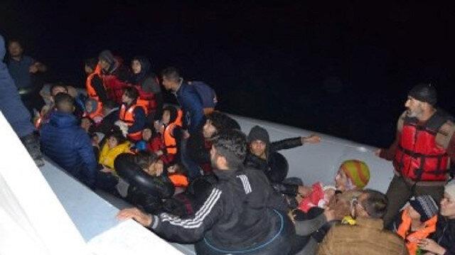 الأمن التركي يضبط 80 مهاجرًا غير نظامي غربي البلاد