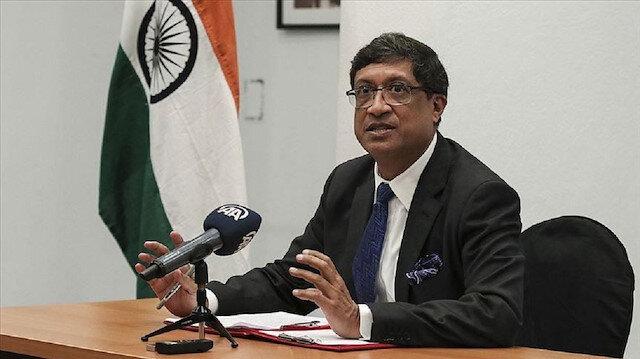 سفير الهند بأنقرة: فتحنا خطوط الهاتف ومدارس في كشمير