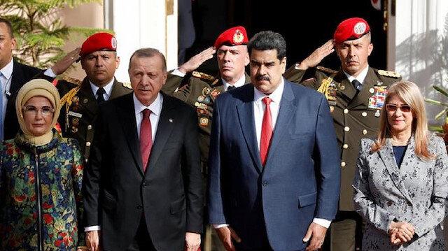 تركيا: علاقاتنا مع فنزويلا تستند إلى الاحترام المتبادل للسيادة