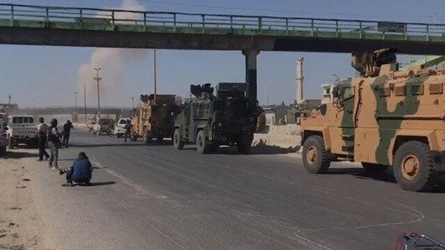 قلق أممي من استهداف الرتل العسكري التركي في سوريا