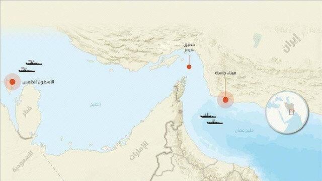 البحرين تعلن مشاركتها بمبادرة واشنطن لتأمين الملاحة بالخليج
