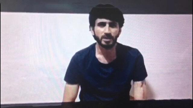 Kılıçdaroğluna suikast planlayan DEAŞlının örgüte katılma görüntüleri