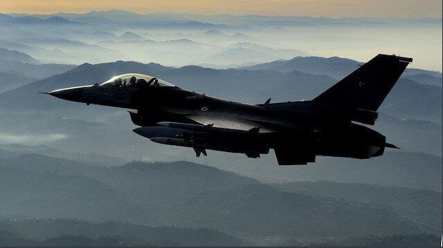 Irak kuzeyinde 5 terörist etkisiz hale getirildi