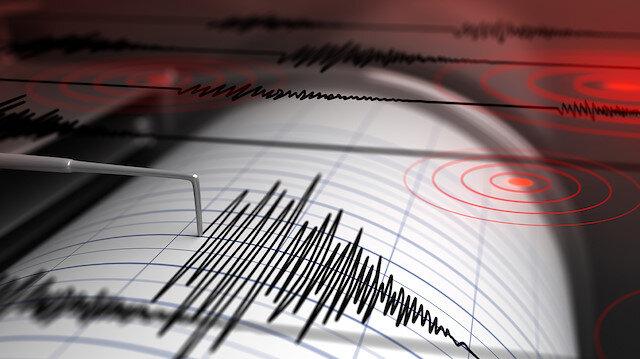 Tekirdağ'da 3.2 büyüklüğünde deprem