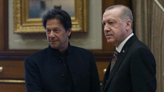 باكستان توافق على تشكيل لجنة مشتركة لتعزيز العلاقات الاقتصادية مع تركيا
