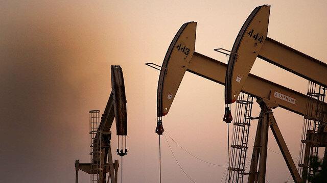 Brent petrolün varil fiyatı 60,37 dolardan işlem görüyor.