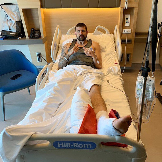 Basketball: Moerman out for 14 weeks over ankle injury