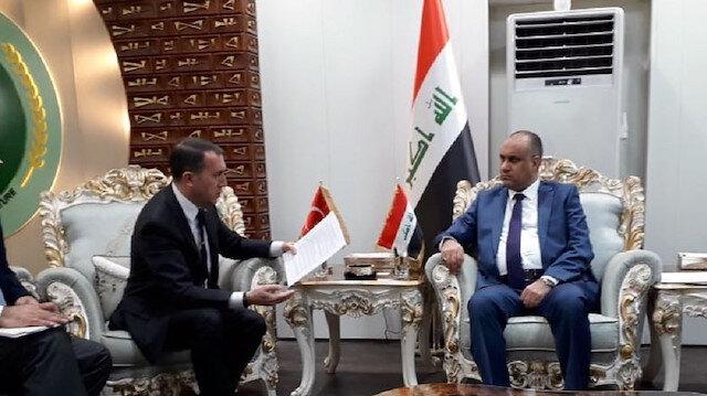 سفير تركيا في بغداد يدعو وزير الزراعة العراقي لزيارة أنقرة