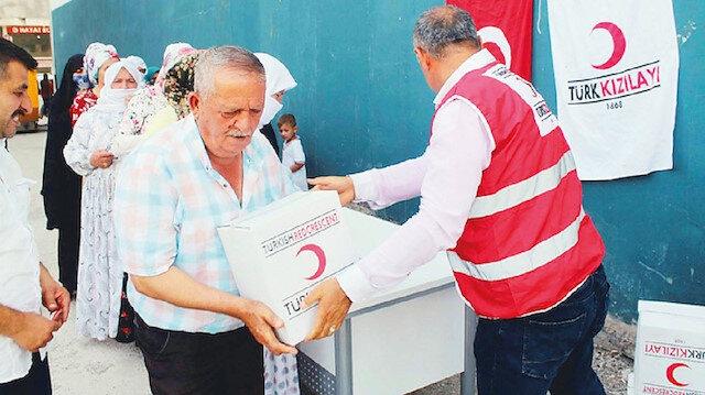 132 مليون إنسان حول العالم بحاجة لمساعدات وتركيا الأولى عالميًّا بتقديمها