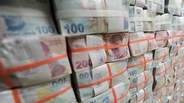 Kısa vadeli dış borç haziranda 122,9 milyar dolar oldu