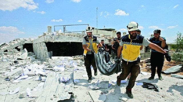 النظام السوري وحلفائه يسيطرون على خان شيخون شمالي سوريا