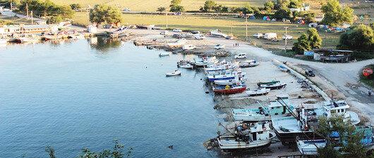 Kıyıköy'de temizlik adı<br>altında kum hırsızlığı