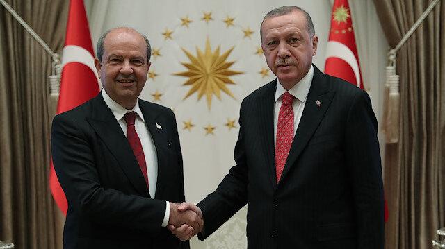 Cumhurbaşkanı Erdoğan'dan Kıbrıs Rumlarına sert uyarı