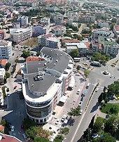 Antalya Kepezde 98 dükkan satışta